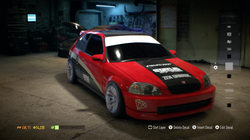 Need For Speed 2015 - Layer Editor
