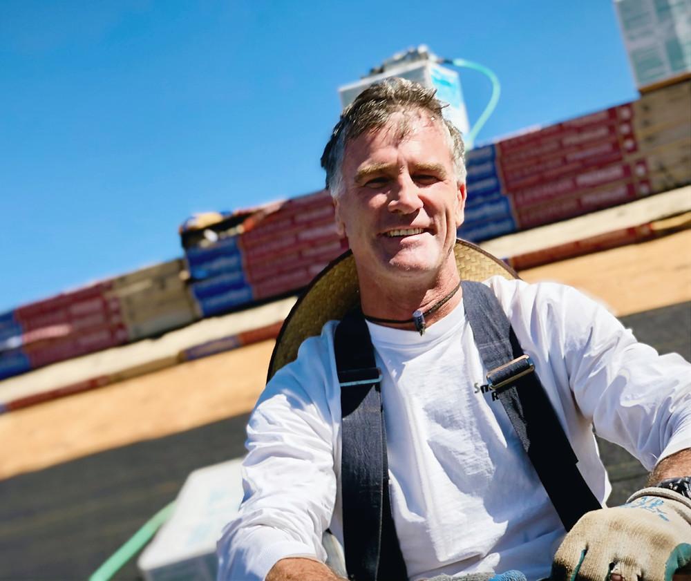 Michael Sammler, owner of Sammler Roofing in Sparks