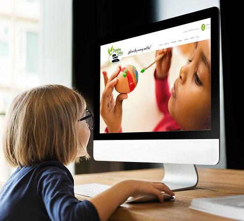 61349 Kid working on iMac.jpg