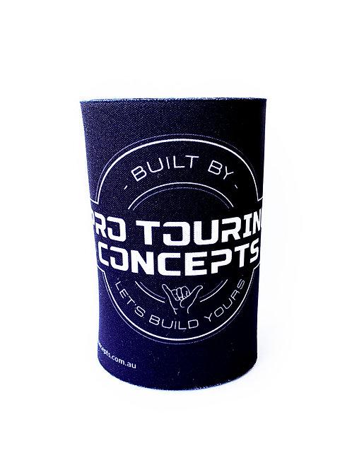 Pro Touring Concepts - Black Stubby Cooler