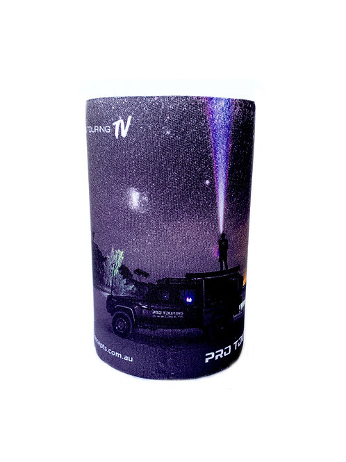 Pro Touring TV - Starry Night Stubby Cooler