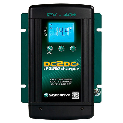 Enerdrive ePower DC to DC 40A Plus Charger