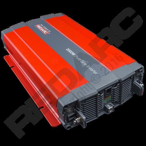 Redarc 2000W Pure Sine Wave Inverter