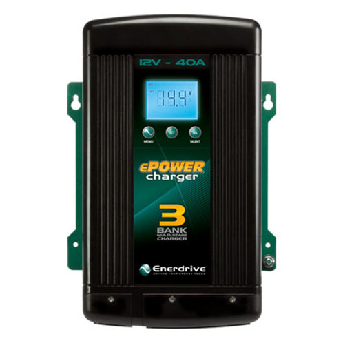 Enerdrive ePower 240V AC 40A Charger