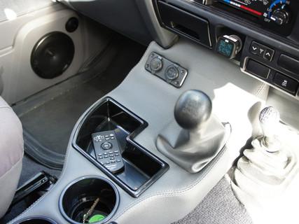 Department of the Interior/Car Consoles