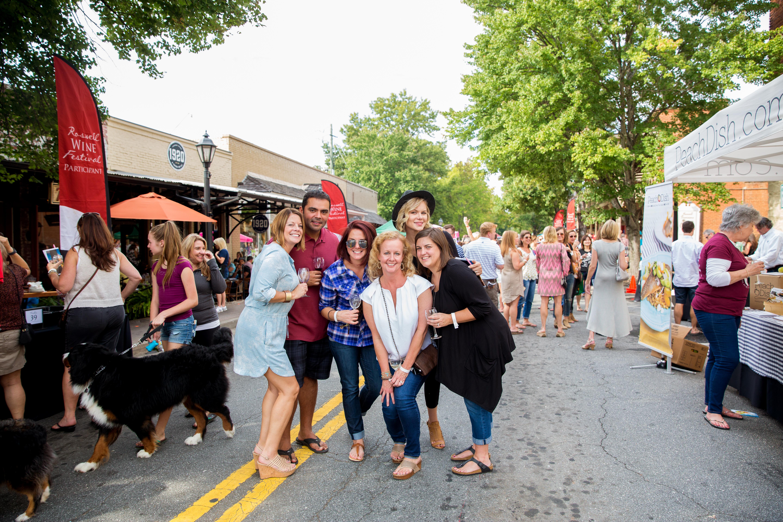 2016 Roswell Wine Festival