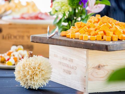 Alpharetta Wine Festival VIP Food