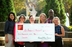 RWF ArtAround Roswell Donation