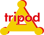 Clicking this logo shows more about Tripod Beta