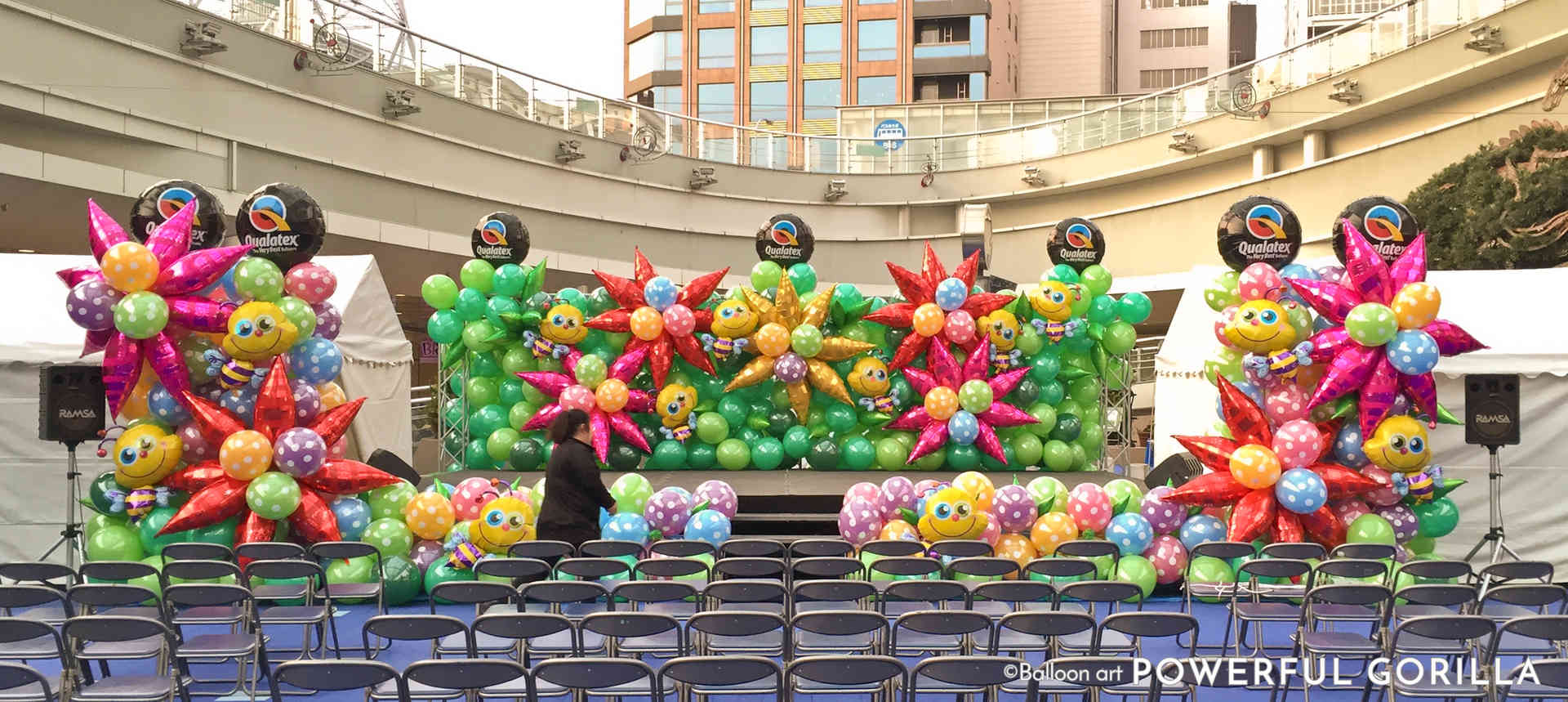 Balloon Art Display