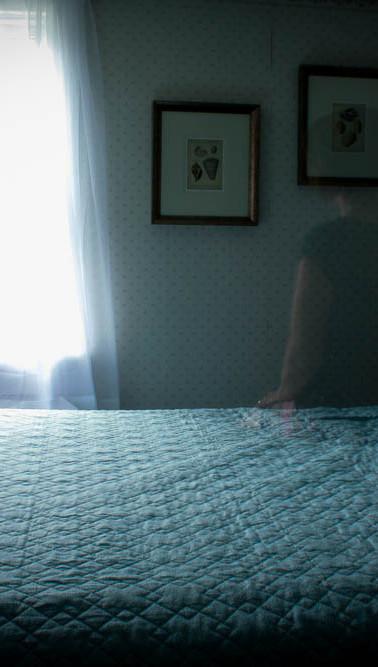 Untitled, Self Portrait