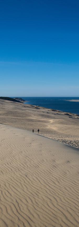 Sandbar, Southern France