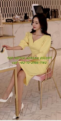 Top Notch Korean Escort Seoul