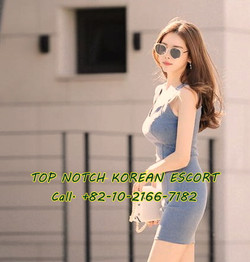 Top Notch Korean Escort