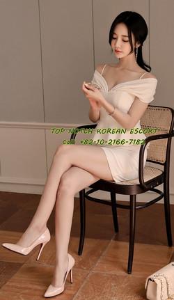 Top Notch Korean Call Girl