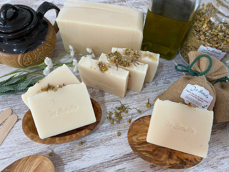 ¿Cuál es el mejor jabón para la piel seca?