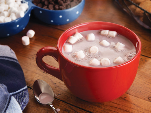 Fall is perfect for Warm Drinks