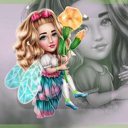 R4R Fairy Chibi
