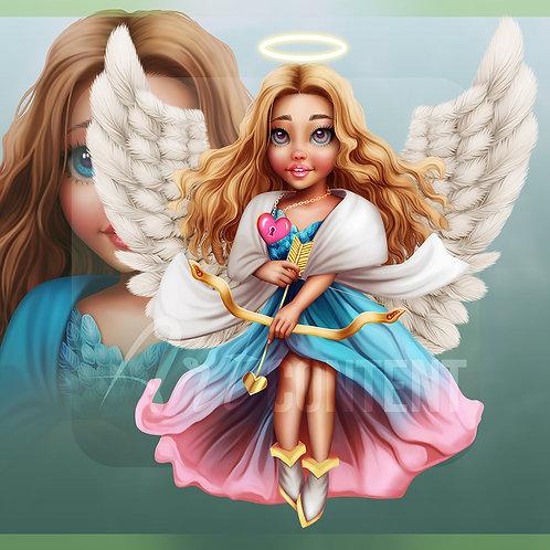 R4R Cupid Chibi