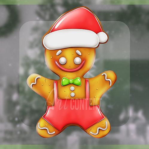 CU/PU Gingerbread