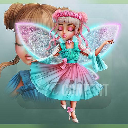 R4R Fairy Chibi 2