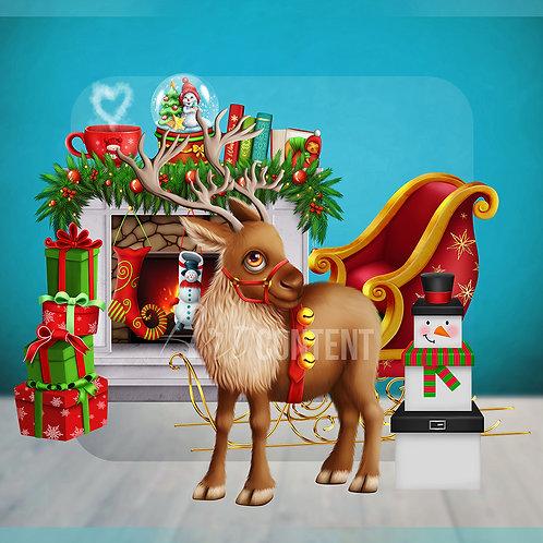 R4R Christmas Set