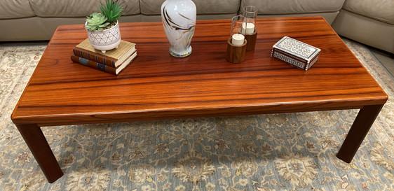 Rosewood Danish Table