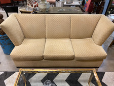 Donghia Sofa in a neutral color - Chenille Fabric