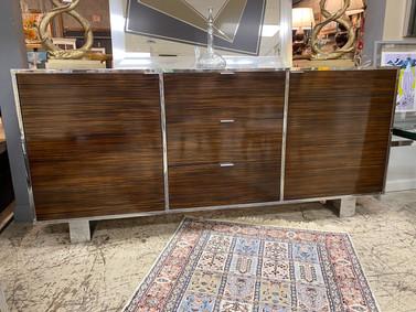 Glamorous Minimalist Style Sideboard