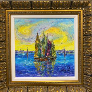 """Van Gogh Evening"" by Duaiv"