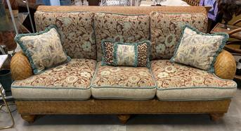 Henry Link Sofa Custom Upholstered Fabric