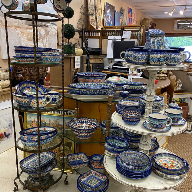 Polish Pottery Collection