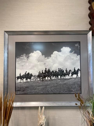 38 x 33 Hunt Cup Photograph by Bodine