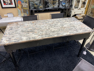 Distressed Desk or Kitchen Table