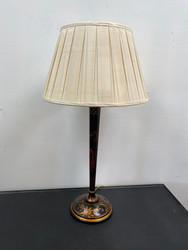"""31"""" Black Asian Lamp"""