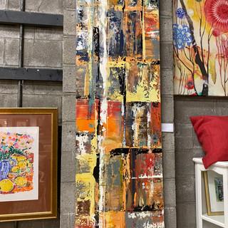 "Abstract Painting ""Sedonta #2"" by BBLa"