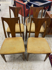 Set of 4 MCM Chairs by Kent