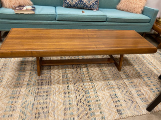 Mid Century Cocktail Table from Yugoslavia