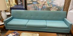 Mid Century Flex Steel Sofa