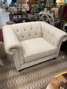 Bernhardt - London Club Chair and A Half