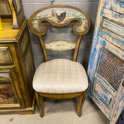 Set of 2 Rooster Chairs