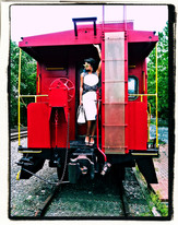Susanna DC GFE in Historic Clifton VA Red Train 5.3mb.jpg