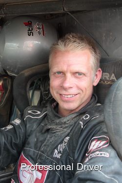 Darren Skilton - Professional Driver