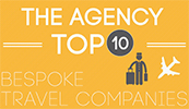 The Agency Top 10: Bespoke Travel Companies