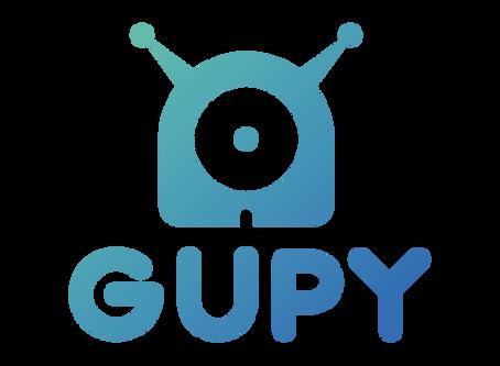 GUPY, ele está entre nós!