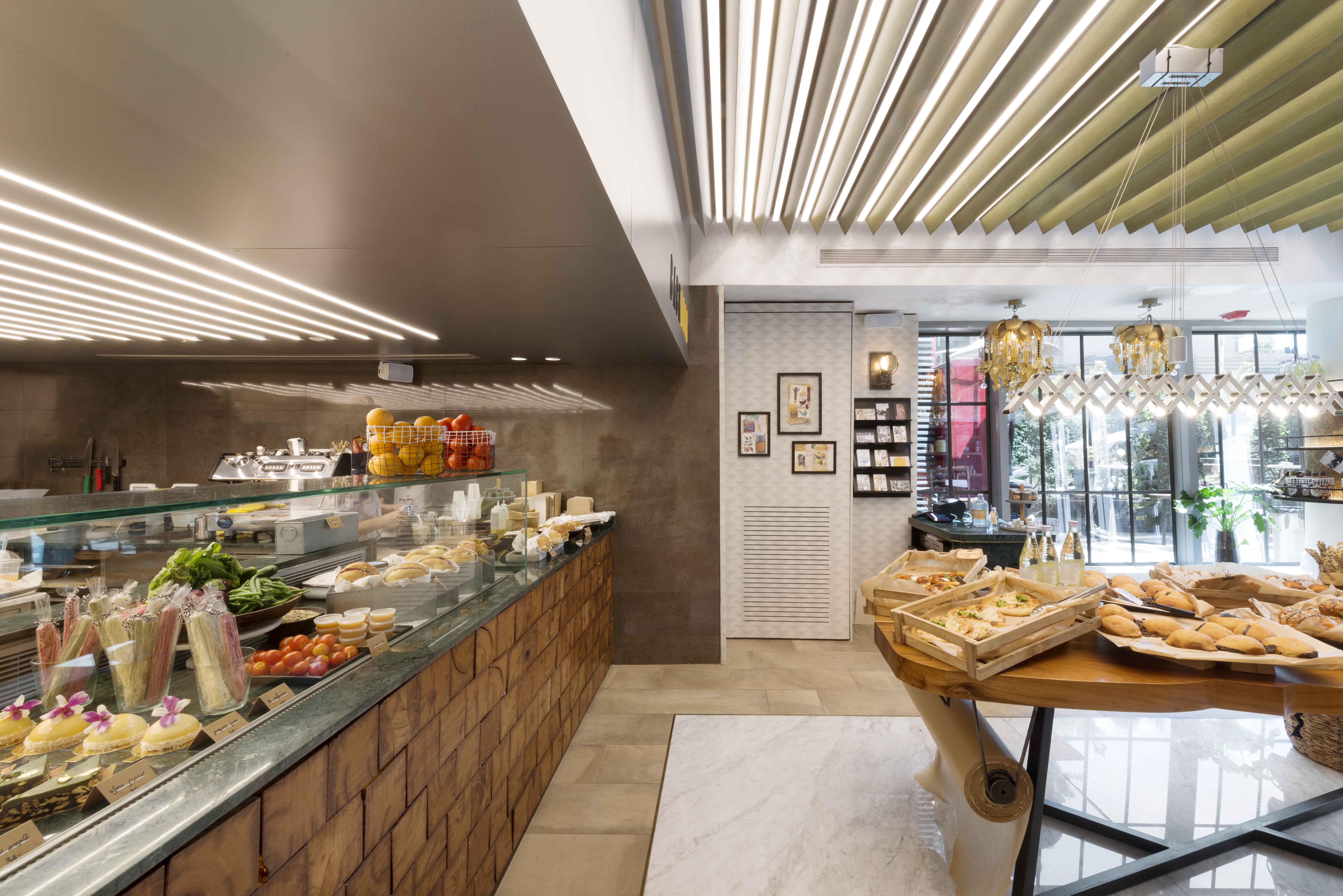 Backdoor bakery