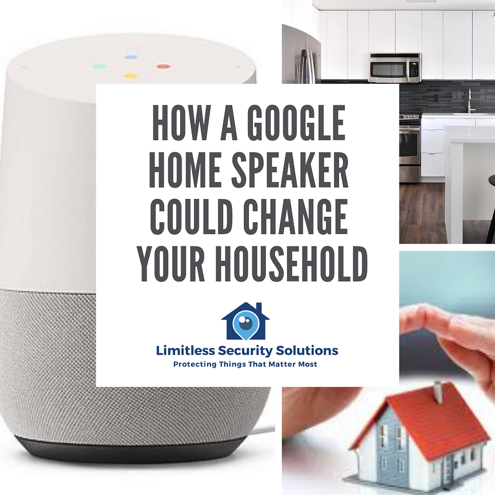 How Google Home Speaker Could Change Your HouseHold