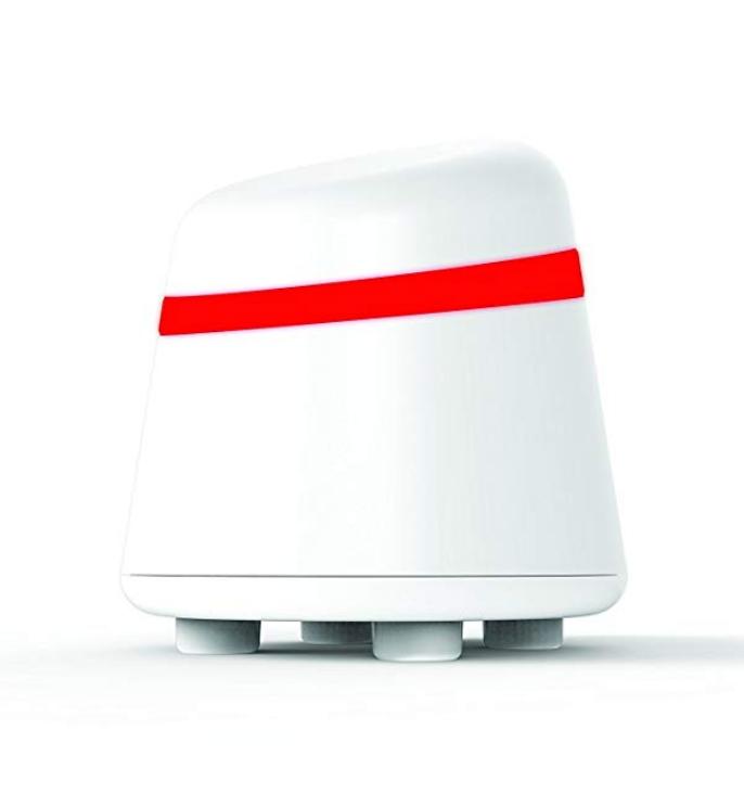 Smart Wi-Fi Air and Environment Monitor