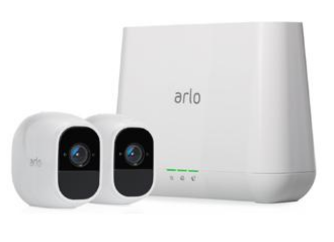 Arlo Pro Indoor and Outdoor security monitoring system