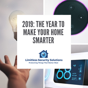 Smart light bulbs, smart speakers, and smart thermostats have the ability to make your home smarter in 2019.